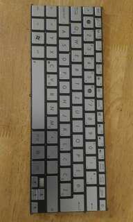 Keyboard For ASUS UX21 UX21E UX21A Silver LA
