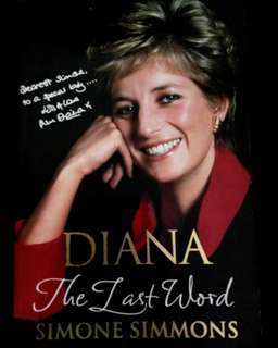 Diana book titled Diana the last word.