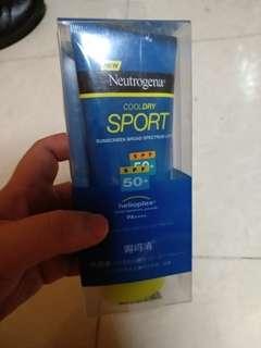Neutrogena Cooldry Sport Sunscreen
