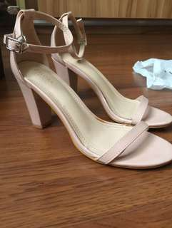Ankle strap heels zalora | heels block | strap heels | zalora heels