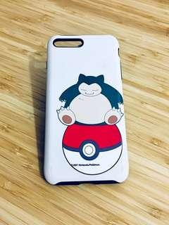 包郵 Pokemon 卡比獸 iPhone Case 7Plus 寵物小精靈
