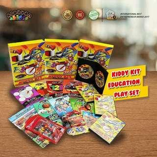Arayyan Kids Edu Play Set