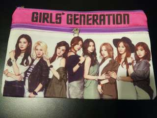 [×] GIRLS GENERATION PENCIL CASE
