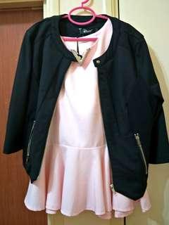 Jacket and Dress