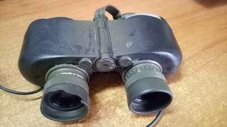 Binocular teropong germany antik lama