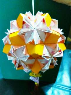 Handmade origami for many occasions