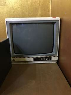 Philips crt tube television