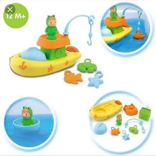 Smoby Cotoons Fishing Boat Bath