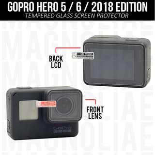 GoPro Tempered Glass for Hero 5/6 Black & 2018 model