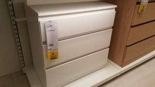 New 3drawers Storage 全新 三桶櫃
