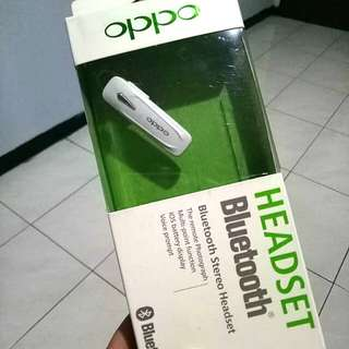 Bluetooth Stereo Headset Oppo