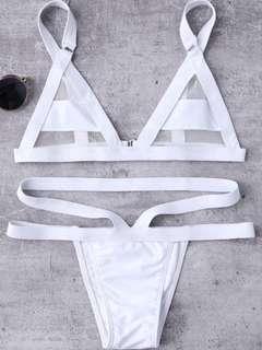 mesh bikini