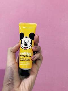 Mickey Mouse Hand Cream