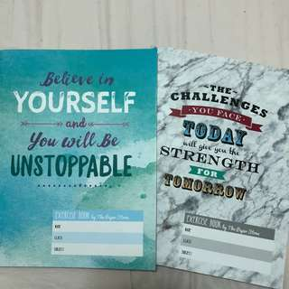 Motivational Exercise Book