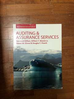 Auditing & Assurance Services Textbook