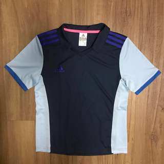 Adidas Polo Tee - Girls 11-12Y