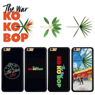 Preorder - EXO THE WAR OF KOKOBOP PHONE CASE exc.pos