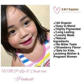 H.M.P Organics Lip & cheek tint