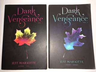 Dark Vengeance (Vol 1 & 2) by Jeff Mariotte