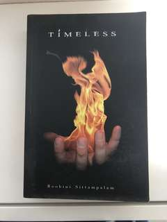 Timeless by Roobini Sittampalam