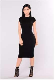 FASHION NOVA Jojo dress (size xs)