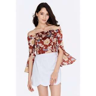 TCL Avianna Floral Top