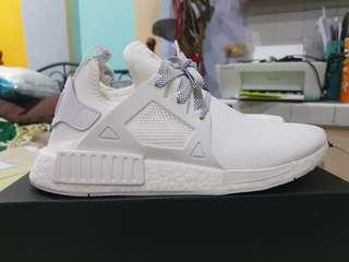 Adidas NMD XR1 Triple White Size 11