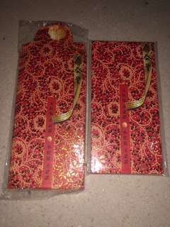 Din Tai Feng Red Packets Angbao