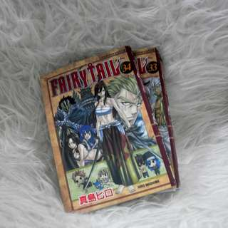 Fairytail Comic book [Chinese]