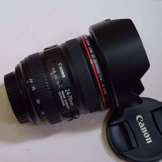 Canon 24-70mm IS F4 Micro