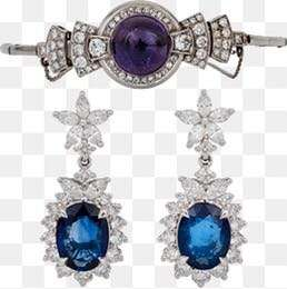 Designs for a dangling earring