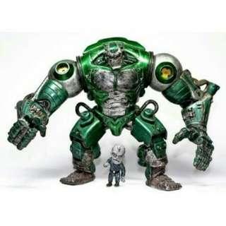 LOOSE Hulk Classics Mecha-Hulk with Missile Launching Action Toybiz