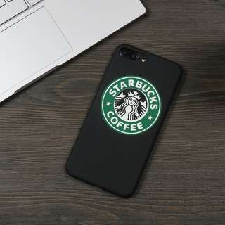 Starbucks coffee hard cover for Iphone