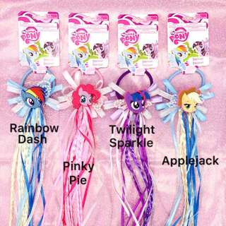 My Little Pony Hair Extension Pony Hair Tie Rubber Band
