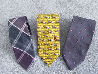 Lot of Men's Ties
