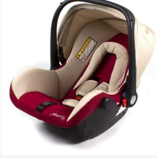 INFANT CARSEAT OR CARIER 2IN1