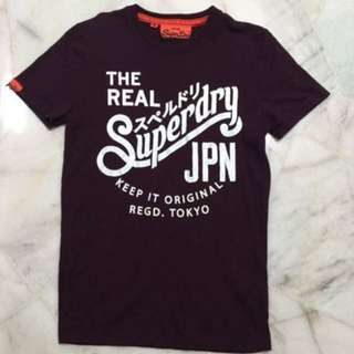 SuperDry Men's Vintage Graphics Tee (Size S)