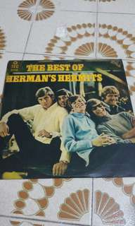 The best of hermans hermits 黑膠唱片