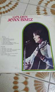 Golden joan baez 黑膠唱片