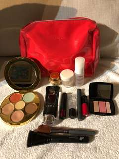 Makeup value set