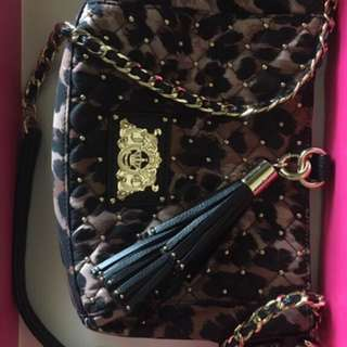 Leopard Print Juicy Couture/Hand Bag - Los Angeles, California