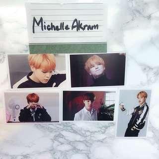 BTS Lomo Photo Cards! [KPOP]
