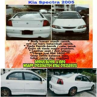 Kia Spectra
