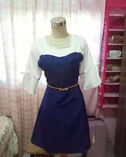 Cute & Simple Dress