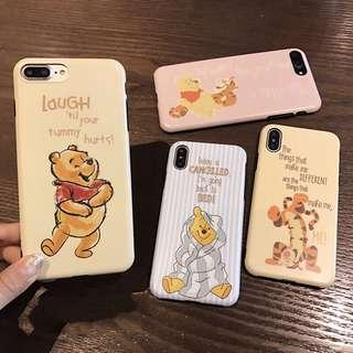日本直送!Winnie the poon iPhone Case