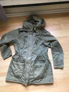 Zara Aritzia Trooper Jacket Size Xs