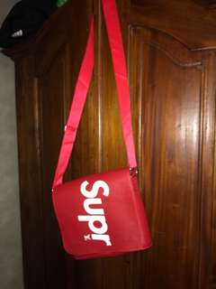 Supreme side bag