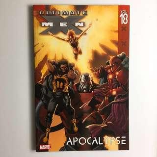 Ultimate X-Men Vol. 18: Apocalypse