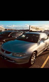 1999 Holden VT Commodore Series 2 acclaim