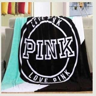 Vs Pink Blanket